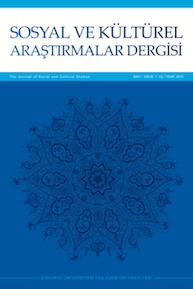 Sosyal ve Kültürel Araştırmalar Dergisi (SKAD)
