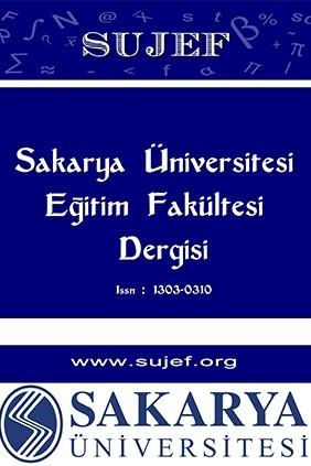 Sakarya Üniversitesi Eğitim Fakültesi Dergisi
